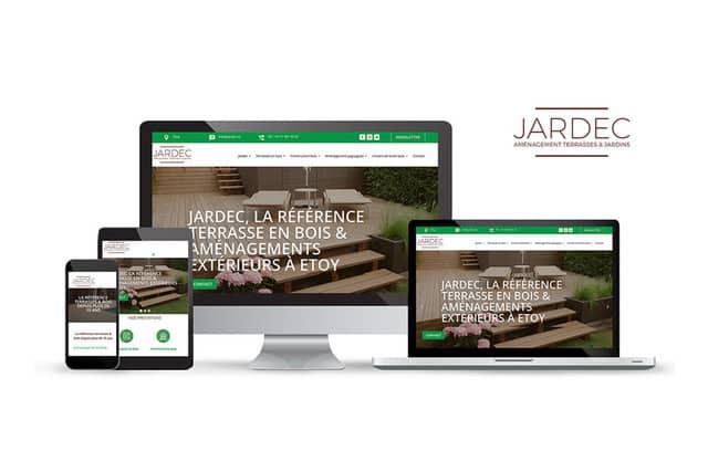 Bienvenue sur notre nouveau site Jardec